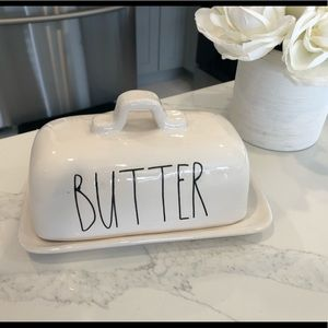New Rae Dunn Collection Butter holder